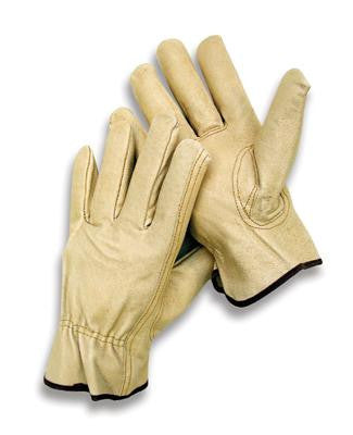 Radnor 7097 unlined pigskin drivers glove