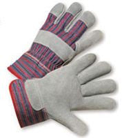 Radnor 7515 Economy Leather Palm Work Glove