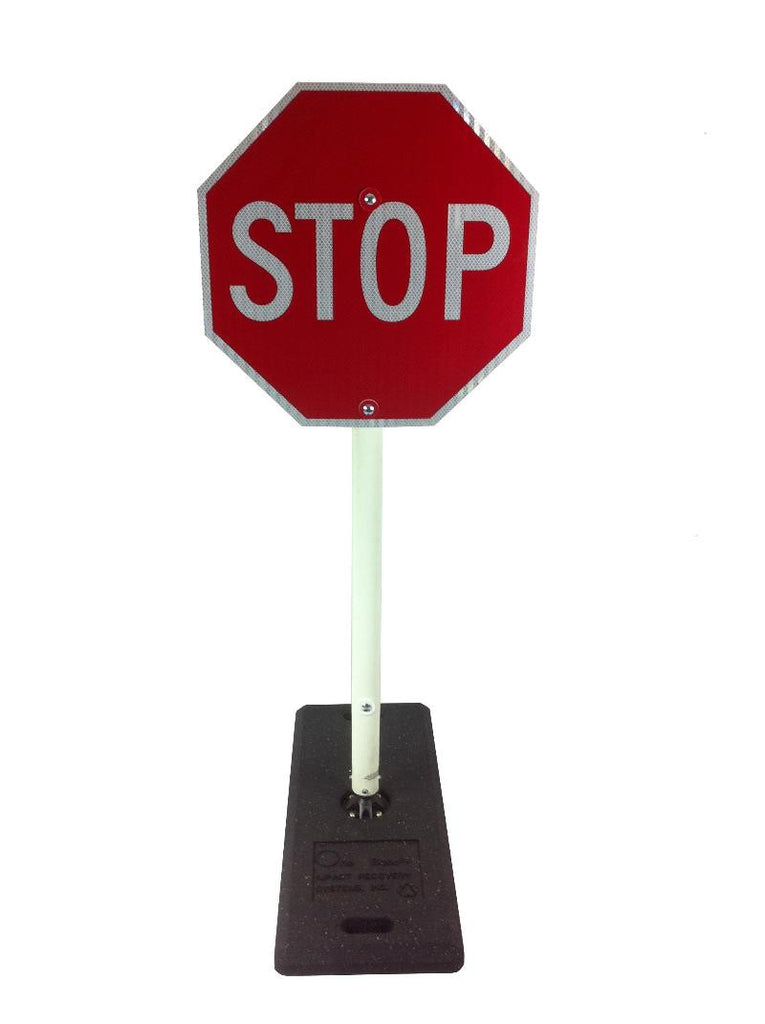 Temporary / portable stop sign