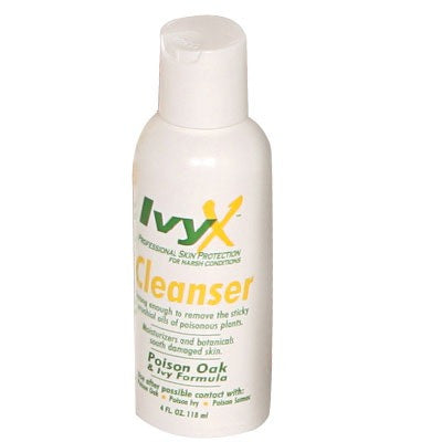 Ivy-X Post Contact Cleanser for poisonous plants