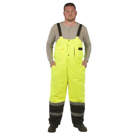 Utility Pro Wear UHV500 Insulated Class E bibs, M - 5XL