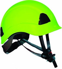 Forester Climbing Helmet, Safety Green