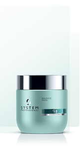SYSTEM PROFESSIONAL BALANCE MASK INTENSE SCALP NOURISHMENT