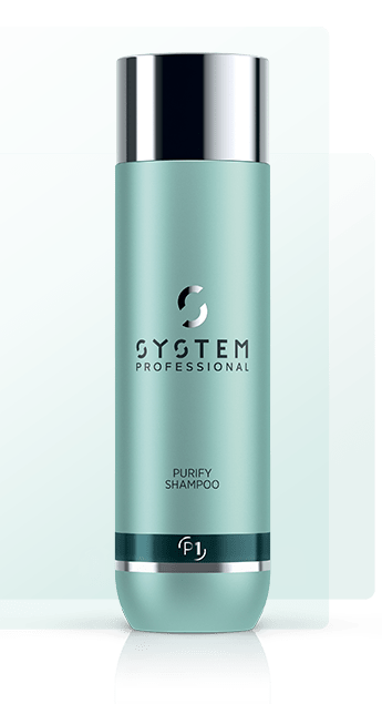 SYSTEM PROFESSIONAL PURIFY SHAMPOO DANDRUFF CLEANSING & PROTECTION