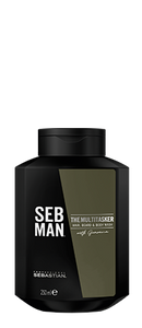 SEBMAN THE MULTI-TASKER 3-IN1 BEARD, HAIR & BODY WASH