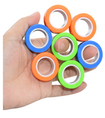 Touch - Stress Relief Magnetic rings