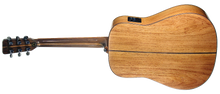 Load image into Gallery viewer, NORA™ Alaskan yellow cedar soundboard, rosewood body, black walnut neck.