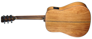 NORA™ Alaskan yellow cedar soundboard, rosewood body, black walnut neck.