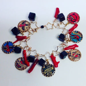 Bracciale Charms serie Tattoo