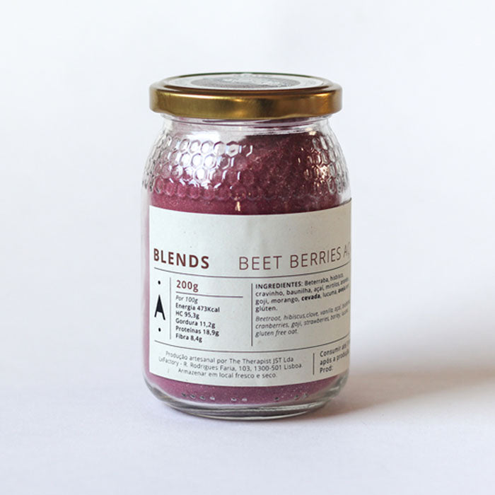 BLENDS Beet Berries Powder