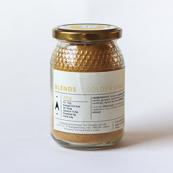 BLENDS Golden Ginger Powder