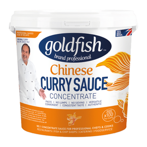 Chinese Curry Sauce 1 x 8kg bucket