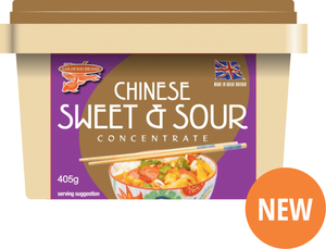 Chinese Sweet & Sour Sauce 1 x 405g