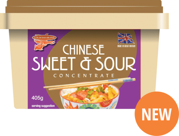 CASE of Chinese Sweet & Sour Sauce 12 x 405g