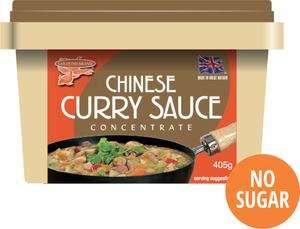 CASE of Chinese Curry Sauce 12 x 405g