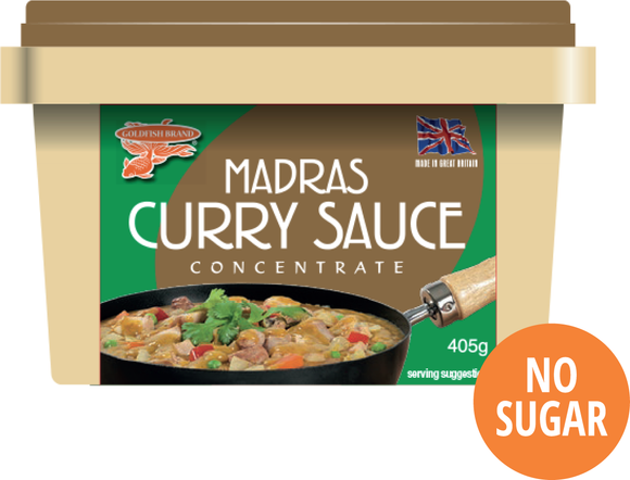 Madras Curry Sauce 1 x 405g