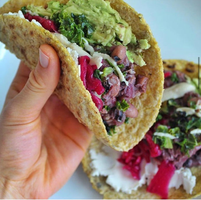 PROBIOTIC VEGAN TACOS