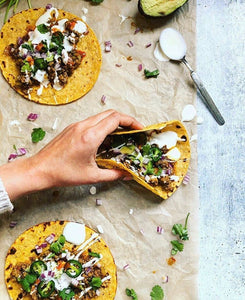 POSITIVELY PLANTAIN TORTILLAS - Positively Plantain