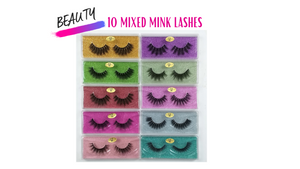 PARTY IN THE KINGDOM - 3D Mink Lashes Bulk Buy