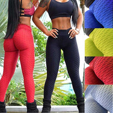 Load image into Gallery viewer, HIGH WAIST PUSH UP YOGA PANTS