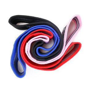 No-Roll Up Circle Band Men Women Hip Resistance Bands Booty Leg Exercise Elastic Bands Gym Yoga Stretching Training Workout