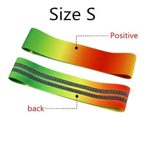 SINGLE MULTI COLOURED RESISTANCE BANDS