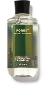 Forest body wash