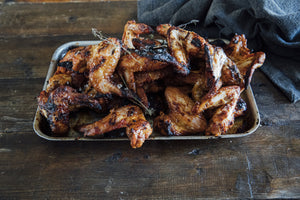 Free Range Herb-fed Chicken Wings