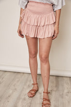 Load image into Gallery viewer, THE CLAIRE SKIRT - ROSE