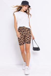 THE HAVEN BIKER - LEOPARD