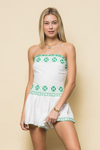 THE RAE ROMPER