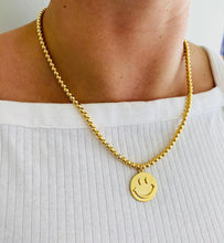 Load image into Gallery viewer, BE HAPPY NECKLACE - ALV JEWELS