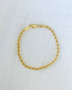 ROPE CHAIN BRACELET - ALV JEWELS