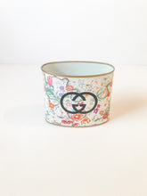 "Load image into Gallery viewer, GUCCI FLORAL (6"") CONTAINER"