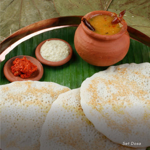 Madras Special (Vegetarian) by Chef Latha (feast for 2 to 4 pax)