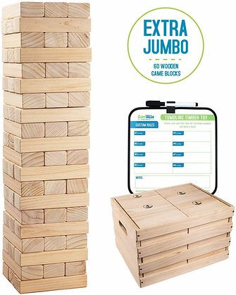 NEW Tumbling Tower Party Game