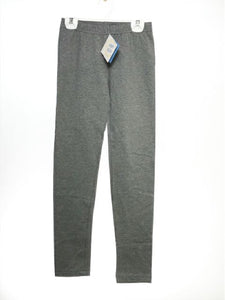 Girl's Hanna Andersson SIZE 10 Gray NEW Solid Leggings