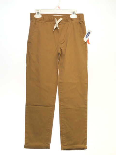 Old Navy SIZE 8 Brown Solid NEW Pants