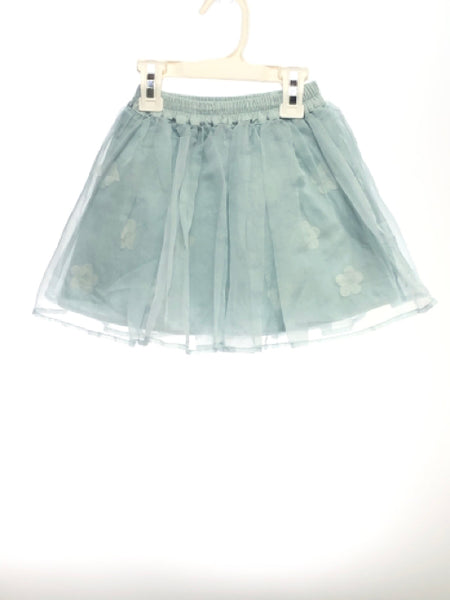 Gap SIZE 24 Months Green Applique Solid Skirts / Skorts