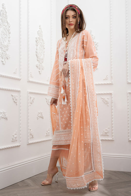 Sobia Nazir Design 13A Luxury Lawn