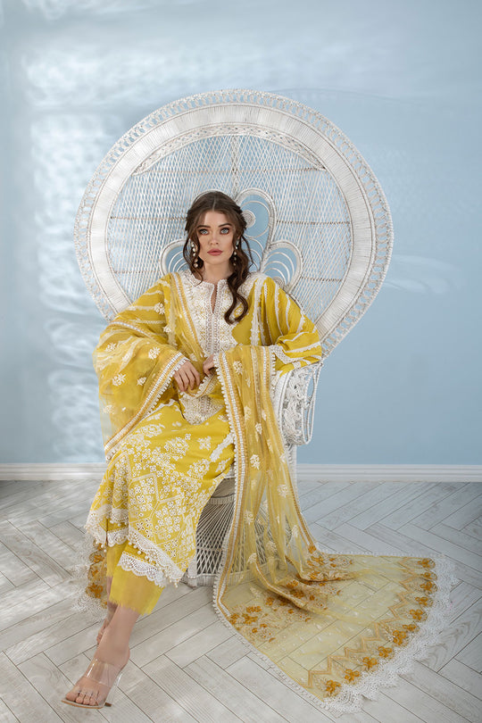 Sobia Nazir Design 1B Luxury Lawn