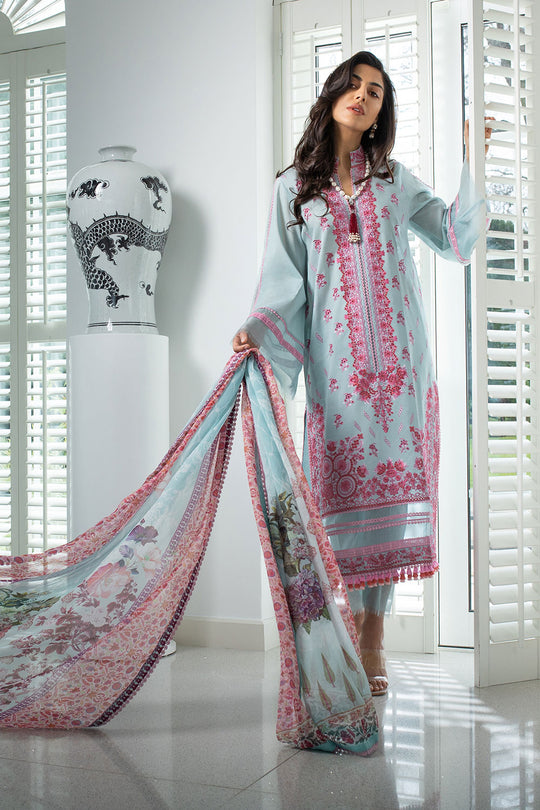 Sobia Nazir Design 5B Luxury Lawn