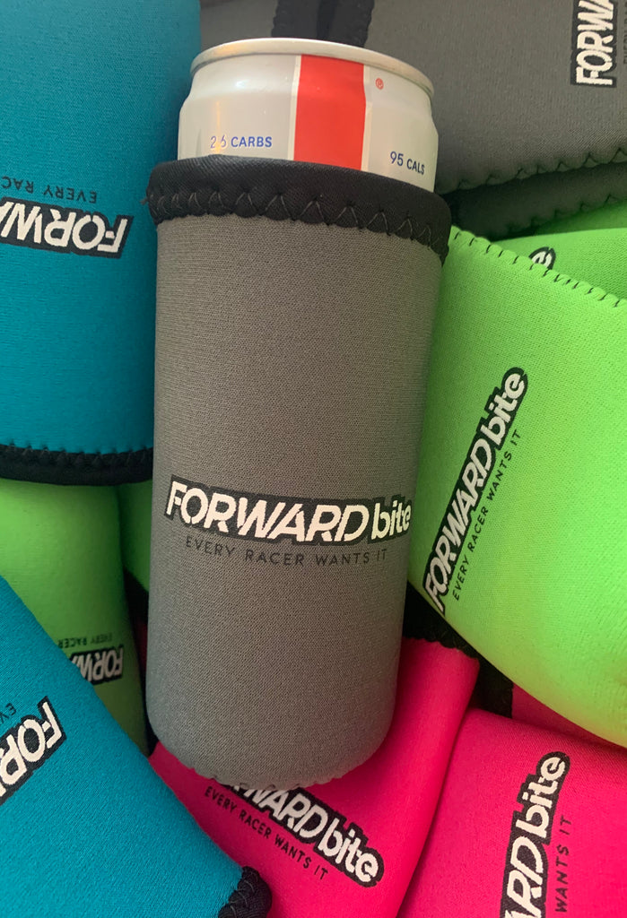 Tall FORWARDbite Koozie