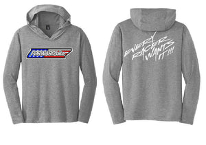 2021 Spring Edition-Men's Long Sleeve Hoodie Crew