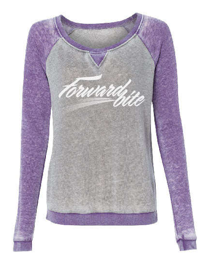 2021 Spring Edition-Ladies Fleece Crew