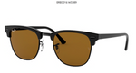 RAY-BAN CLUBMASTER- MATTE BLACK