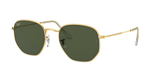 RAY-BAN HEXAGONAL ARISTA GOLD