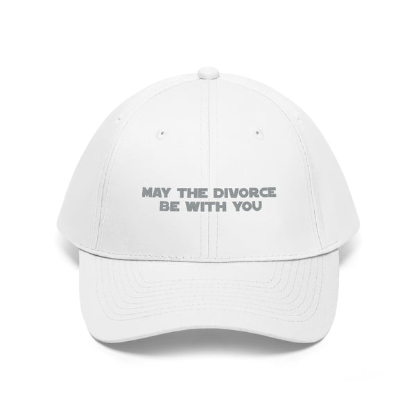 May The Divorce Be With You Hat
