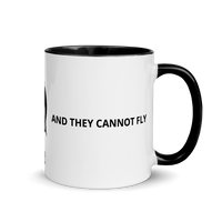 I Like King Penguins and They Cannot Fly Mug