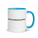 Drunk Facebook Purchase Mug